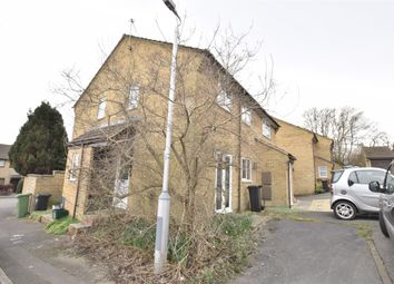 Thumbnail 1 bed terraced house for sale in Wedmore Close, Kingswood