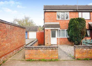 Thumbnail 2 bed terraced house for sale in Corbyn Shaw Road, King's Lynn