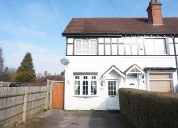 Thumbnail 2 bed end terrace house for sale in Tower Road, Sutton Coldfield
