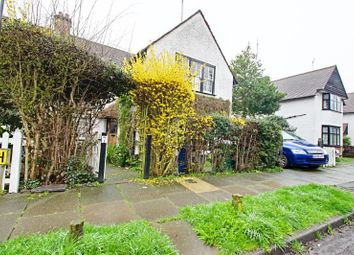 Thumbnail 3 bed semi-detached house to rent in Village Road, Finchley, London