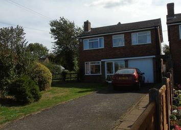 Thumbnail 4 bed detached house for sale in Main Road, Upton, Nuneaton