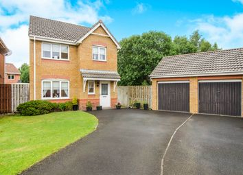 Thumbnail 3 bed detached house for sale in Redpath Drive, Cambuslang, Glasgow