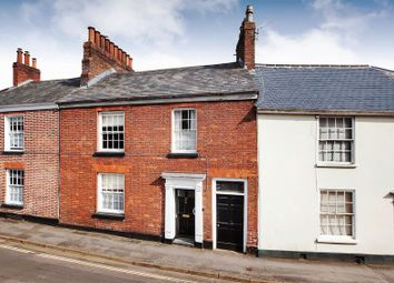4 bed terraced house for sale in St. Peter Street, Tiverton EX16