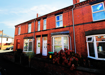 Thumbnail 3 bed terraced house for sale in Cunliffe Street, Wrexham, Clwyd