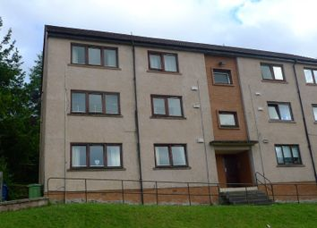 Thumbnail 2 bed flat for sale in Divernia Way, Barrhead