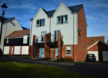 Thumbnail 4 bed semi-detached house for sale in Indus Road, Shaftesbury, Dorset