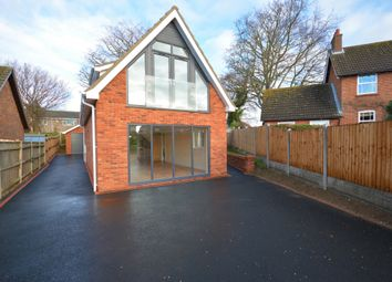 Thumbnail 3 bedroom detached house for sale in Gilpin Road, Oulton Broad, Lowestoft