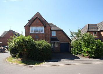 Thumbnail 4 bed detached house to rent in North Bush Furlong, Didcot
