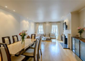 Thumbnail 3 bed town house for sale in The Courtyard, Trident Place, Old Church Street, London