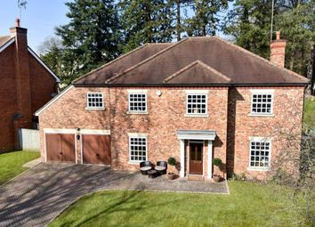 Thumbnail 5 bed detached house for sale in De Pirenore, Hazlemere, High Wycombe
