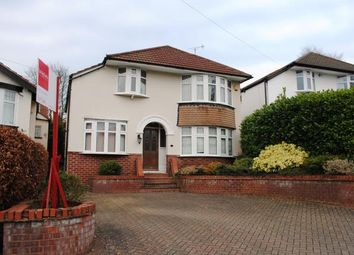 Thumbnail 4 bed detached house for sale in Waterloo Road, Bramhall, Stockport, Cheshire