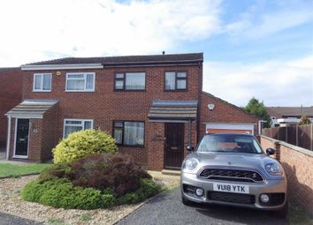 Thumbnail 3 bed semi-detached house for sale in Gurney Avenue, Tuffley, Gloucester