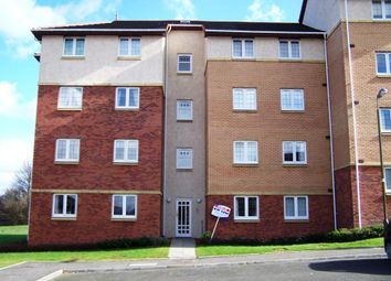 Thumbnail 2 bed flat to rent in Burnvale Place, Livingston, West Lothian