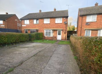 Thumbnail 3 bedroom semi-detached house for sale in Acworth Crescent, Luton