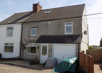 Thumbnail 3 bed semi-detached house for sale in Callow Hill, Brinkworth, Chippenham