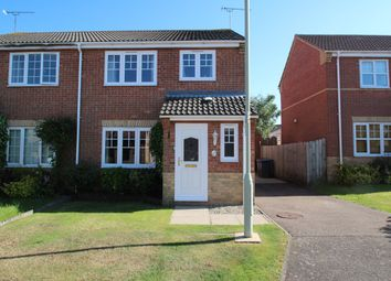 Thumbnail 3 bed semi-detached house for sale in Magingley Crescent, Rushmere St Andrew, Ipswich