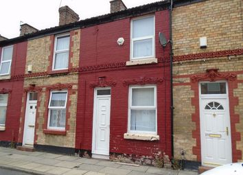 Thumbnail 2 bed terraced house to rent in Elwy Street, Liverpool