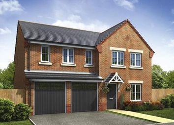 Thumbnail 5 bedroom detached house for sale in Wigan Road, Clayton Le Woods, Chorley