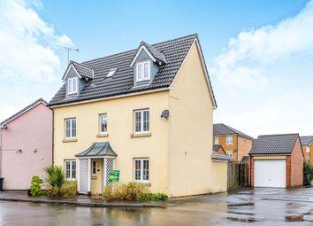 Thumbnail 4 bed detached house for sale in Clos Cwm Golau, Gelli Dawel, Merthyr Tydfil