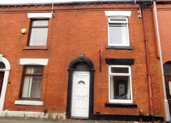 Thumbnail 2 bed terraced house to rent in Saxon Street, Oldham