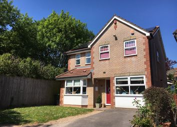 Thumbnail 5 bed detached house for sale in Clos Nant Glaswg, Pontprennau, Cardiff