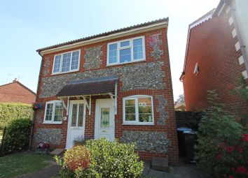 Thumbnail 2 bed semi-detached house for sale in Chelwood Avenue, Hatfield