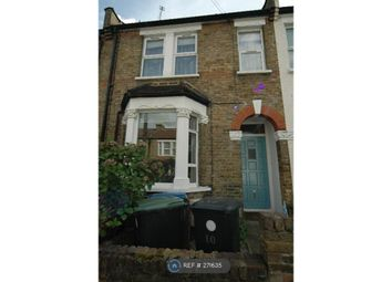 Thumbnail 1 bed flat to rent in Bowes Park, London