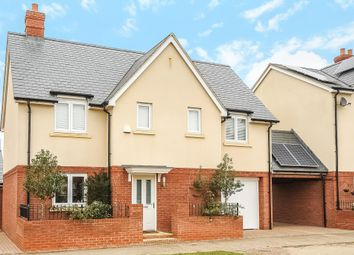 Thumbnail 4 bed detached house for sale in Berryfields, Aylesbury