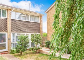 Thumbnail 2 bedroom end terrace house for sale in The Tynings, Lancing