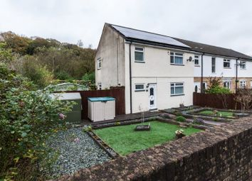 Thumbnail 3 bed end terrace house for sale in Llwynypia, Tonypandy