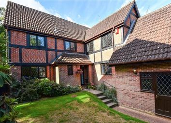 Thumbnail 5 bed property for sale in Throgmorton Road, Yateley, Hampshire