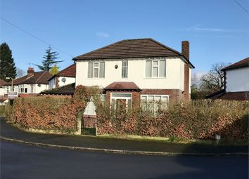 Thumbnail 3 bed detached house for sale in Ravenswood Road, Wilmslow, Cheshire