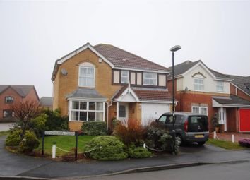 Thumbnail 4 bed detached house to rent in Longfellow Close, St Andrew's Ridge, Swindon