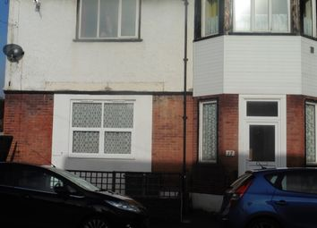 Thumbnail 1 bed flat to rent in Seabrook Road, Hythe