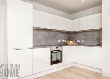 Thumbnail 1 bed flat to rent in Latitude House, Royal Wharf, London
