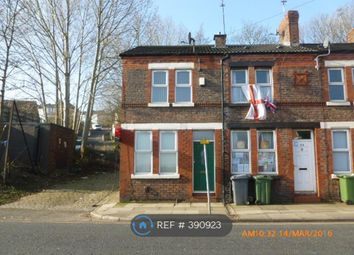 Thumbnail 2 bed end terrace house to rent in Hinderton Road, Wirral