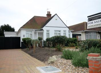 Thumbnail 3 bed bungalow for sale in Vicarage Gardens, Clacton-On-Sea