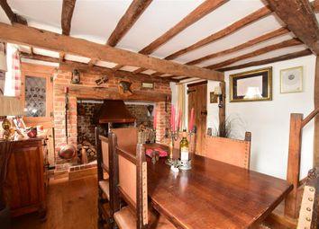 3 bed terraced house for sale in Lenham Road, Platts Heath, Kent ME17
