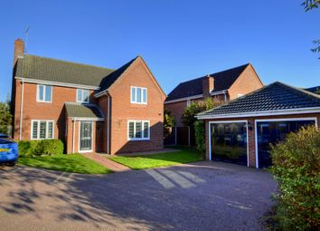 Thumbnail 4 bedroom detached house for sale in Thorpe St Andrew, Norwich, Norfolk