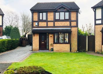 Thumbnail 3 bed detached house for sale in Wood Hey Grove, Syke, Rochdale