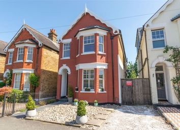 Thumbnail 4 bed detached house for sale in Kings Road, Walton-On-Thames