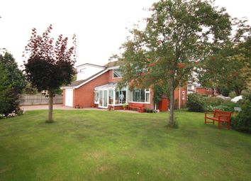 Thumbnail 4 bed detached house for sale in Ashbourne Heatley Lane, Broomhall, Nantwich