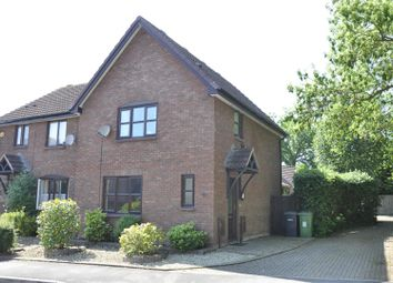 Thumbnail 3 bed semi-detached house for sale in Grasslands Drive, Monkerton, Exeter