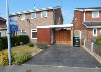 Thumbnail 2 bedroom semi-detached house to rent in Bodwyn Crescent, Gresford, Wrexham LL12 8Nq