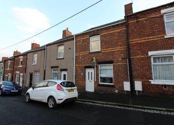 Thumbnail 2 bed terraced house to rent in Warren Street, Horden, Peterlee