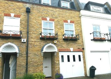 Thumbnail 3 bed property to rent in Fielding Mews, London