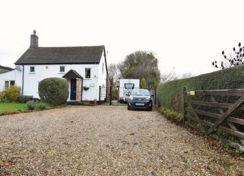Thumbnail 2 bed detached house for sale in Main Road, Withern, Alford