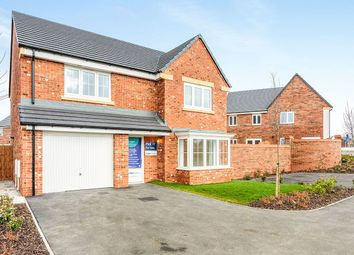 Thumbnail 4 bed detached house for sale in Blackfield Green, Warton, Preston, Lancashire