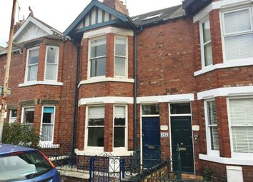 Thumbnail 4 bedroom terraced house to rent in Bishopthorpe Road, York