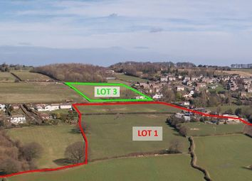 Thumbnail Land for sale in Lot 3: The Farm, Back Road, Apperknowle, Dronfield